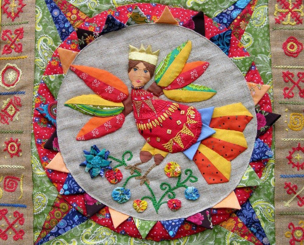 Фестиваль лоскутного шитья «Традиция» 2020
