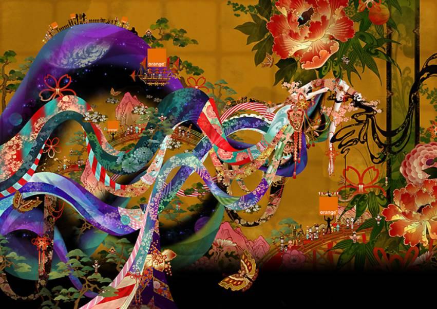 Выставка «Современное искусство Японии. Город Осака»