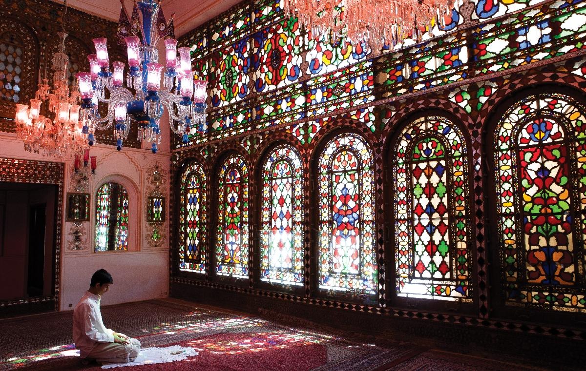 Фотовыставка «Исфахан— колыбель мирного сосуществования религий вИране»
