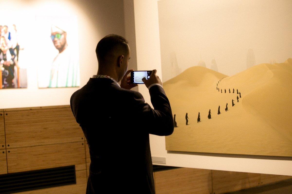 Выставка «Современный Катар: искусство ифотография»
