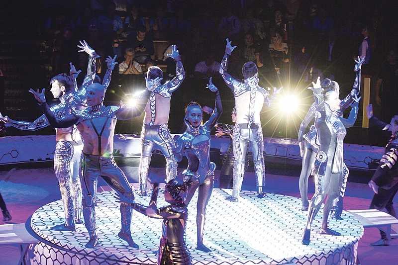 Премьера цирковой программы «ЦиркUS 2.0»