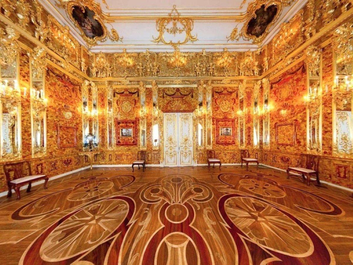 Выставка «Восстановлению подлежит. Царскосельские дворцы, возрожденные изпепла»