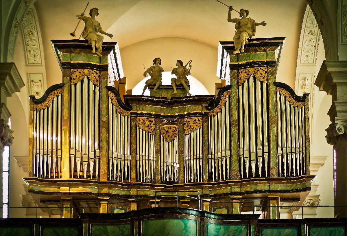 Музыкальный фестиваль «Органные вечера»