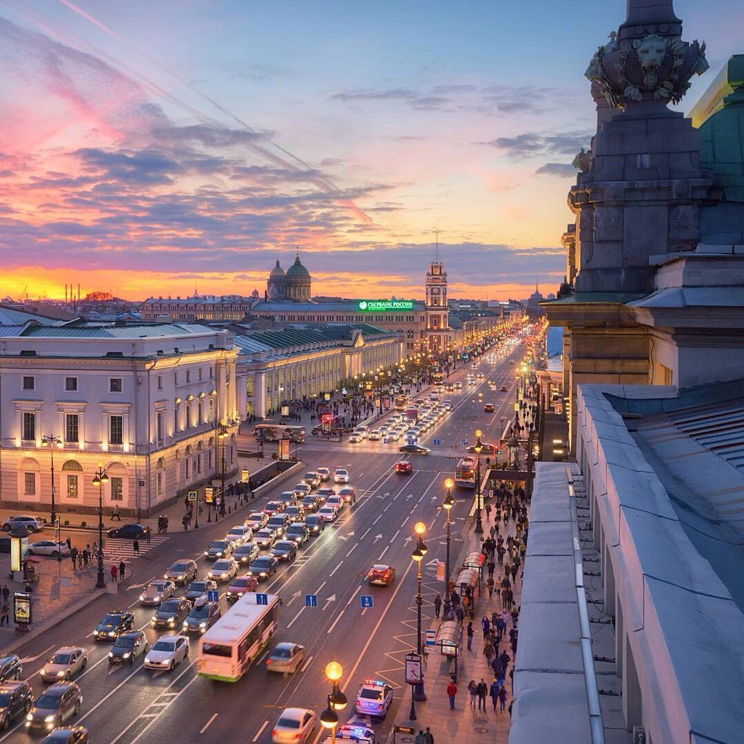 Что посетить туристу вСанкт-Петербурге виюне 2021