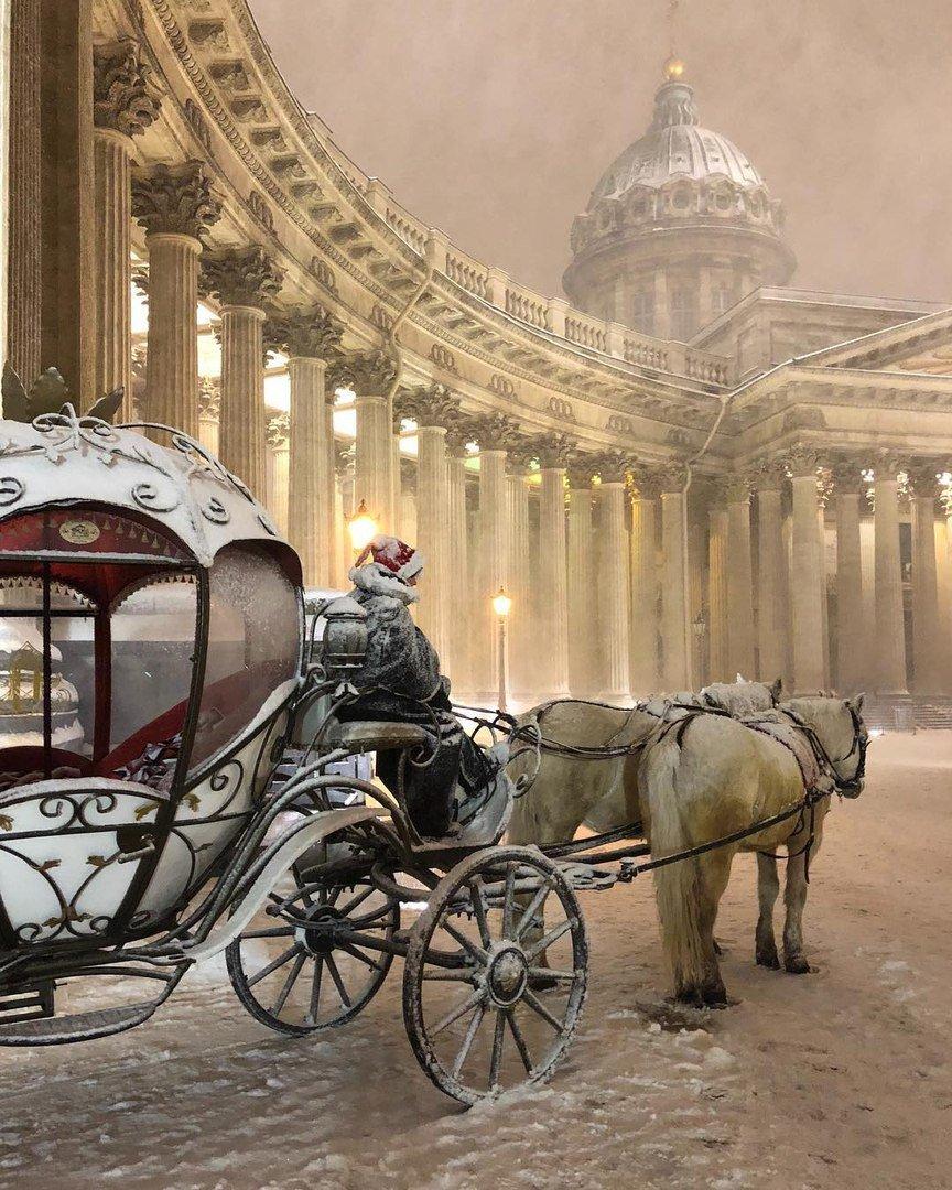 Топ-10 интересных событий вСанкт-Петербурге вНовогодние праздники 2018