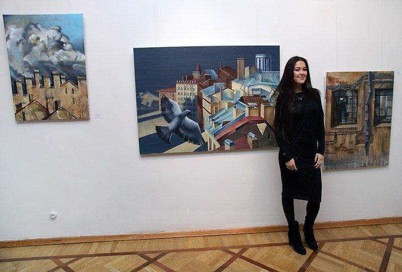 Выставка «Уравновешенное состояние»