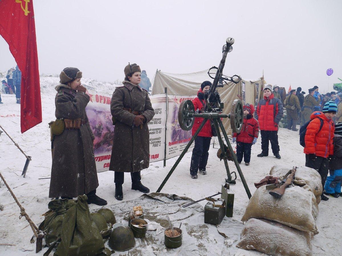 Военно-исторический фестиваль «В полосе прорыва» 2019