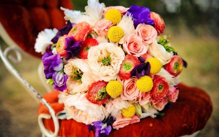 Конкурс пофлористическому дизайну «Свадьба встиле…»