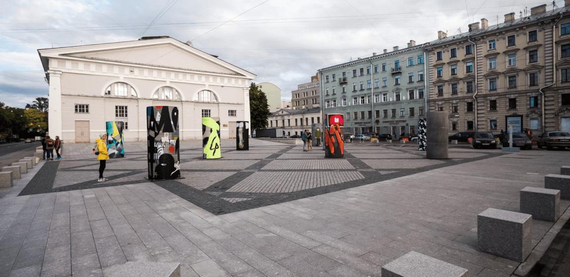 Street-Art проект «Нелишний человек»