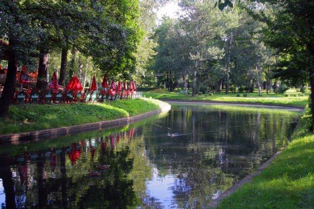 Парк сказок имени Бабушкина