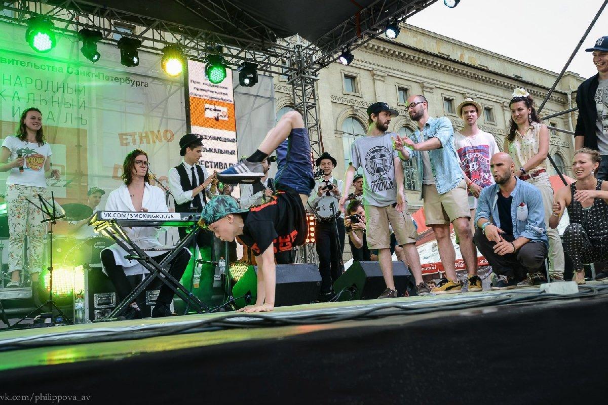 Международный фестиваль социального танца «Петроджаз— танец» 2018