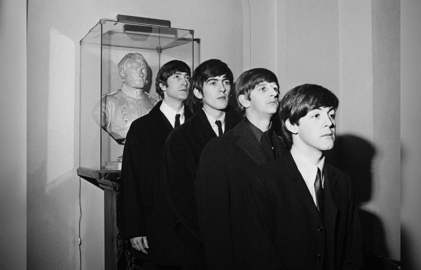 Выставка «Гарри Бенсон. The Beatles инетолько»