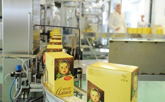 Экскурсия на«Кондитерскую фабрику имени К. Самойловой»