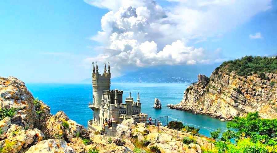 Тематические экскурсии «Крымская история»