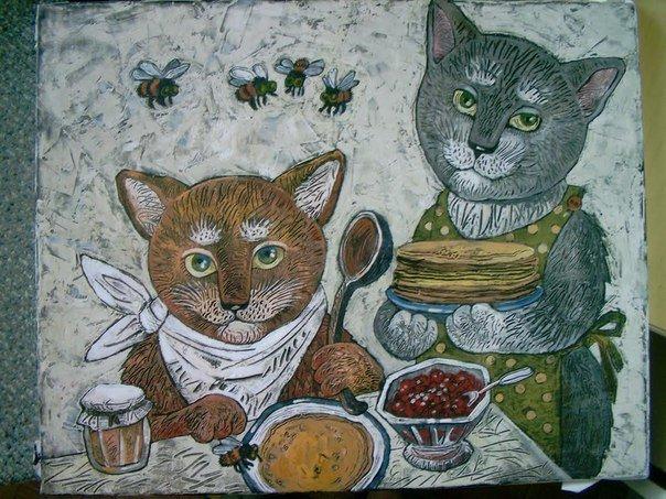 «Все мынемного Кошки иКоты»