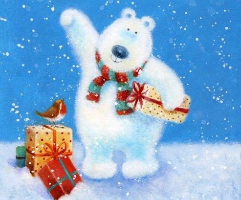 «День белого медведя» вЛенинградском зоопарке