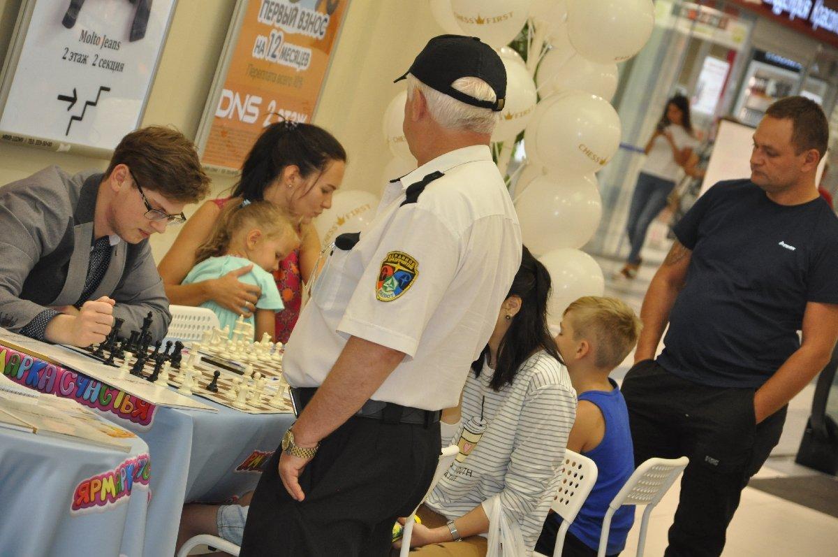 Городские образовательные фестивали «Ярмарка счастья»