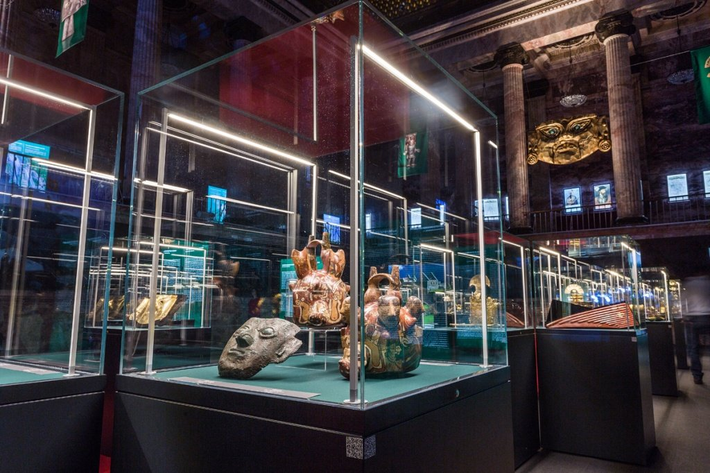 Выставка «Золото империи инков: Бог. Власть. Вечность.2000 лет великой цивилизации»
