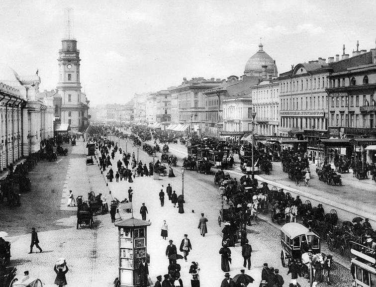 Выставка «Санкт-Петербург вфотографиях 1850–1910-х гг.»