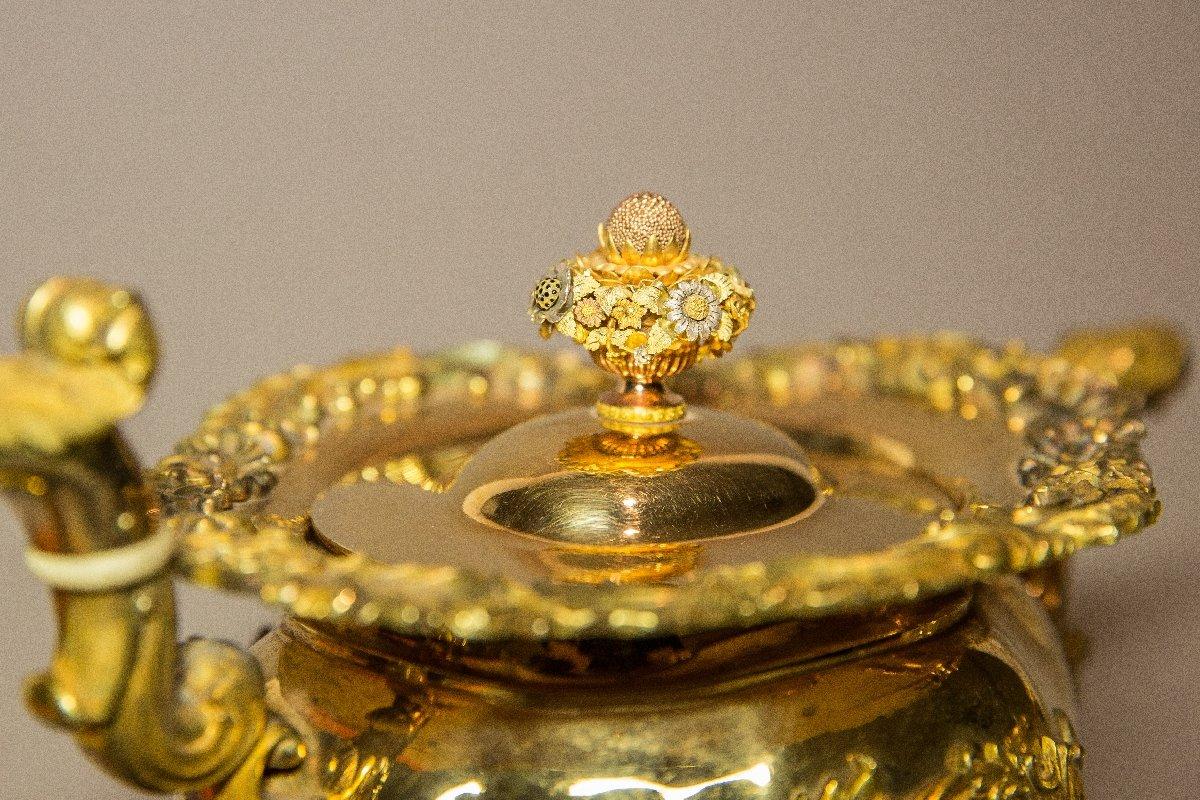 Выставка «Фамильное серебро дворянского рода. Клад изособняка Нарышкиных»