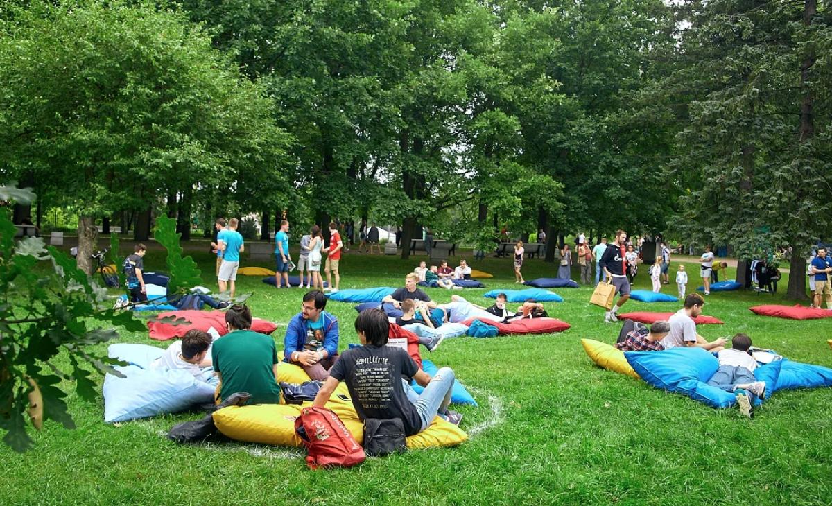 Фуд-маркет «Сбор Урожая» вПриморском Парке Победы 2020