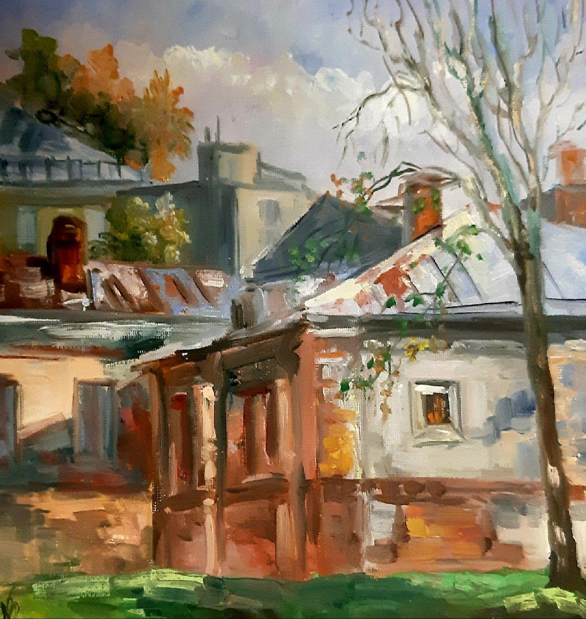 Выставка «Две столицы: Петербург иМосква— музеи под открытым небом»