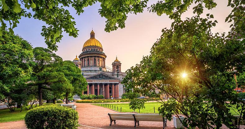 Куда сходить санкт-петербург июль 2018