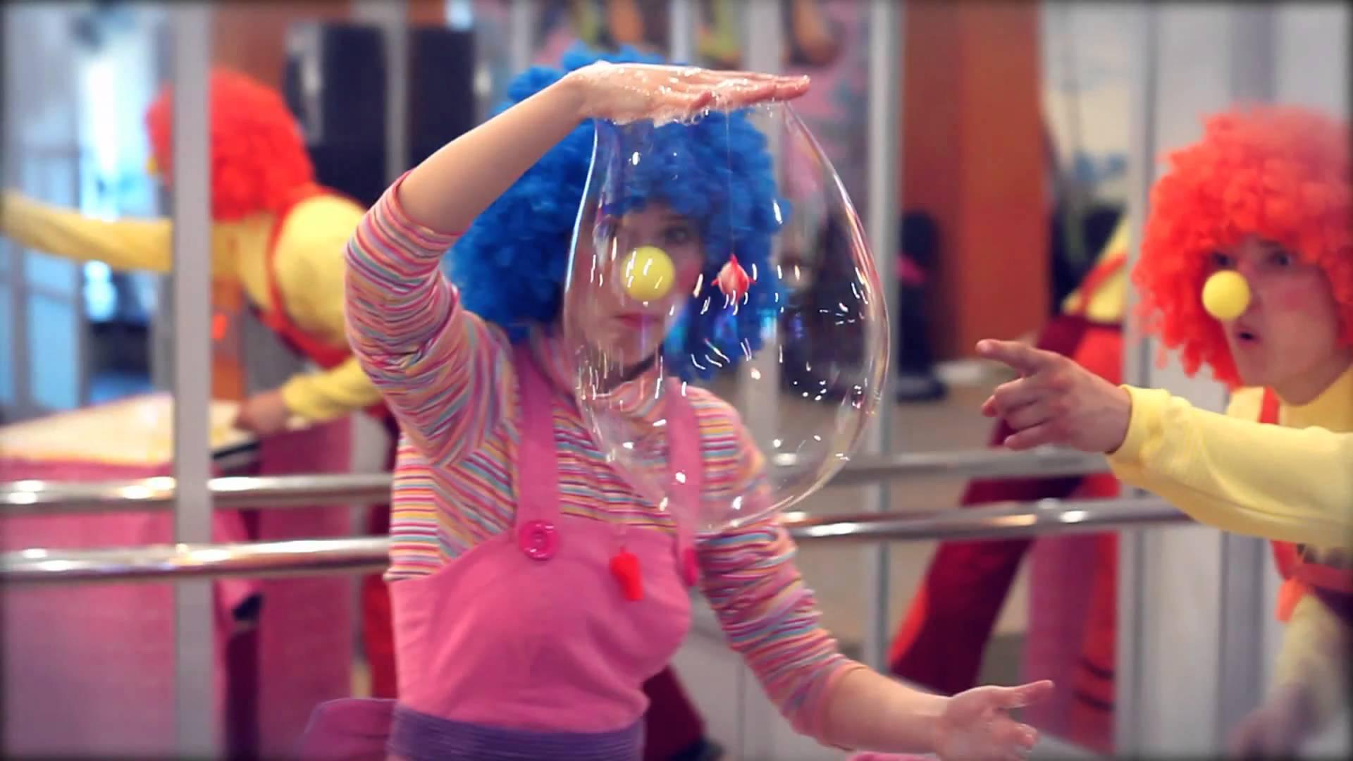 Шоу мыльных пузырей своими руками фото